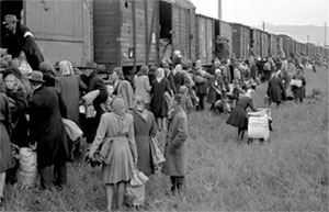 Volga Germans - Forced Resettlement