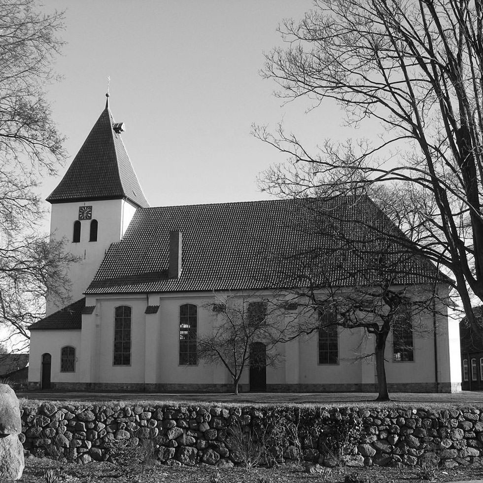 St Jacobi Lutheran Church in Bramstedt 2011